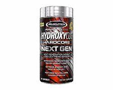 MUSCLETECH HYDROXYCUT HARDCORE NEXT GEN 100 capsules FREE SHIPPING WORLDWIDE
