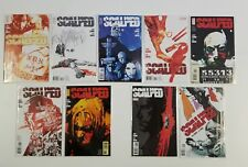 scalped dc vertigo comics 9 issue lot 2 3 4 5 6 7 8 17 22 jason aaron 1st prints