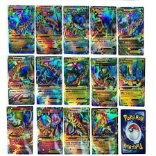 18 X Pokemon TCG Mega Poke Monster Cards EX Charizard Venusaur Blastoise Gift
