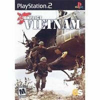 Conflict: Vietnam - PlayStation 2 (PS2) Game *CLEAN VG