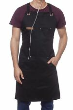 Ment Trends Professional Cooking Apron Chef Designed For Kitchen Bbq Grill / 10
