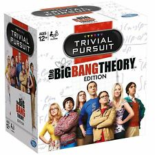 Winning Moves 022934 The Big Bang Theory Trivial Pursuit Game