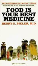 Food Is Your Best Medicine: The Pioneering Nutrition Classic  (ExLib)