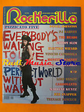 rivista ROCKERILLA 243/2000 Pizzicato Five Marlene Kuntz P J Harvey Heads *NO cd