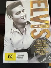 Elvis Collection Love Me Tender Flaming Star Wild in The Country Follow T