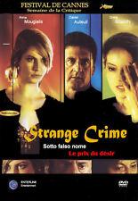 DVD Strange Crime (2004) - Greta Scacchi, Daniel Auteuil, Anna Mouglalis