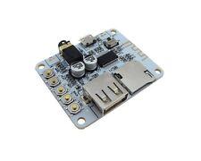 USB Flash Drive / Micro SD TF Card  MP3 WAV WMA Player Board w/ Bluetooth