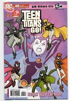 Teen Titans Go #42 Stark Raven Mad DC Comics 2007