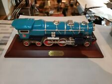 Avon 1991 Collectables - 1931 Blue Comet Static displays New