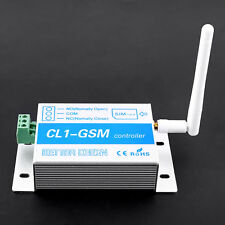 Wireless GSM SMS Call Remote Control Relay Switch Home Security System EU Plug