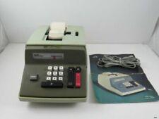 Máquina sumadora vintage