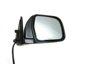 MIRROR FOR 1996 TOYOTA 4RUNNER RIGHT HAND PASSENGER SIDE BLACK & CHROME USED