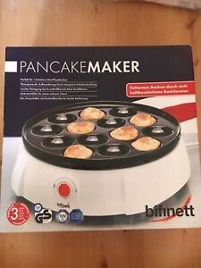 Poffertjes Maker, Pancake Maker für kleine Pfannenkuchen oder Poffertjes,
