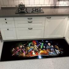 Star Wars Print Cool Floor Rug Carpet Mat Home Bedroom Kitchen Non-slip Doormat