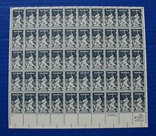 United States (#2046) 1983 Babe Ruth MNH sheet