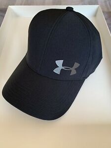 UNDER ARMOUR FITTED BASEBALL CAP - SIZE MEDIUM