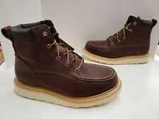 """Red Wing ASHBY 6"""" Waterproof Leather Soft Toe Heat Resist Outsole Boots 83605"""