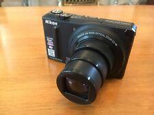 NIKON COOLPIX S9100 12.1MP DIGITAL CAMERA