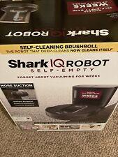 Shark Iq Robot Self Empty Vacuum Alexa Compatible Rv1000S New In Box