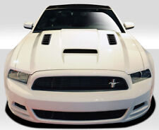 13-14 Ford Mustang CV-X Duraflex Body Kit- Hood!!! 109258