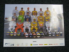 Poster DTM 2002 This years class (JS)