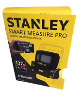 Stanley Smart Measure Pro Laser-Entfernungsmesser (Bluetooth)