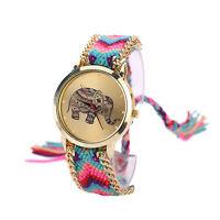 SoulSisters Armbanduhr Elefant Boho Fashion Geo Fashionista Lieblingsschmuck