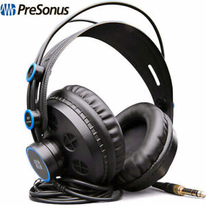 Presonus HD7 Professional Studio Monitoring Headphones Semi Closed