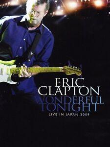 Eric Clapton -Wonderful Tonight - Live In Japan 2009 DVD