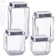 Vorratsdosen Vorratsglas Vorratsgläser Glas Vorratsgefäß Vorratsbehälter Deckel