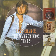 Chip Taylor : Last Chance: The Warner Bros. Years CD (2017) ***NEW***