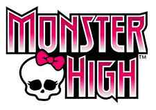 "Monster High Iron On Transfer 5""x7"" for LIGHT Colored Fabric"