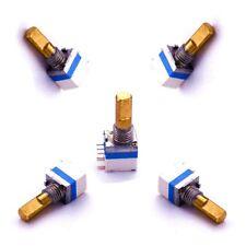 5Pcs Power Knob Volume Switch Replacement for Baofeng UV5R UV-5RA 5RE Ham Radio