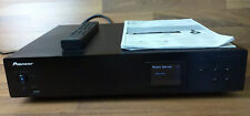 Pioneer N-30-K Network Audio Player Black Eith Remote & Manual Great Condition