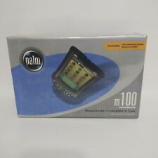 New Palm M100 Handheld Pda Factory Sealed Original Package