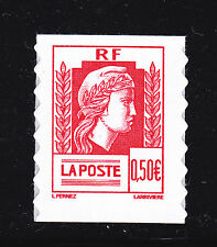 FRANCE AUTOADHESIF N°   43 ( 3716 ) ** MNH, Marianne d'Alger, TB