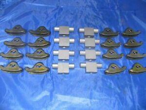Rocker Arms with Pivots 1968-1976 Cadillac 472 500 V8 68 69 70 71 72 73 74 75 76