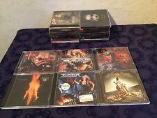 Heavy Metal Hard Rock Cds Musik Cd Sammlung Music Lot ua ACCEPT DORO HELLOWEEN