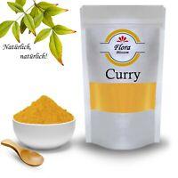 Curry Indisch Gewürze - Pulver gemahlen - Natürlich Ohne Zusätze - Top Line