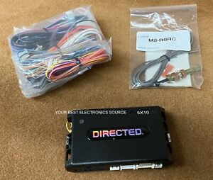 Directed Electronics 5x10 Digital Remote Start & Security System w/ 3xLS