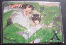 X CLAMP special silver card n° 79 Kamui - Fuma