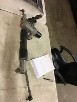 2004 HONDA CIVIC SI HTCBK M/T POWER STEERING RACK AND PINION OEM 2001 2003 2004