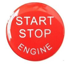 BMW E90, E91,E60, E61, E84, E89, E81, X5, X1  Engine start/stop button sticker
