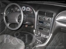Dash Trim Kit for FORD MUSTANG 94 95 96 97 98 99 00 carbon fiber wood aluminum