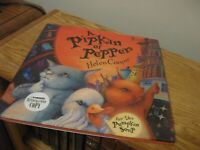 A PIPKIN OF PEPPER BY HELEN COOPER FIRST EDITION SIGNED BY THE AUTHOR 2005