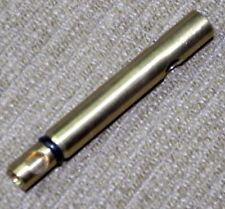 CUSTOM PRECISION BRASS HOLLOW BOLT PROBE with O-ring .22 for Crosman 2240 etc.