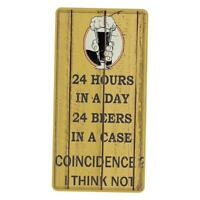 Large Metal Tin Sign Bar /& Restaurant English Beers Pub Notting Hill Brewery