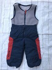 Columbia Sportwear Kids Size 24 Mon Ski Bib Snow Pants Overalls Boys EUC