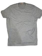 Hollister California Men's Super Soft Unprinted T-Shirt New XL Gray