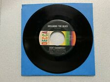 Vintage Bert Kaempfert And His Orchestra 45 RPM Records Each Sold Separately